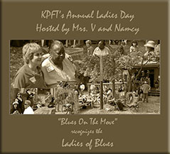 KPFT\'s Ladies Day Collage - kenne