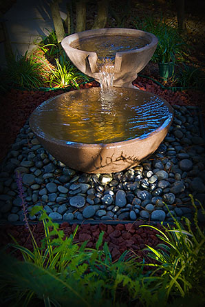 Our Zen Fountain Becoming Is Superior To Being