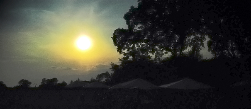 Burnhardt Winery Sunset blog II