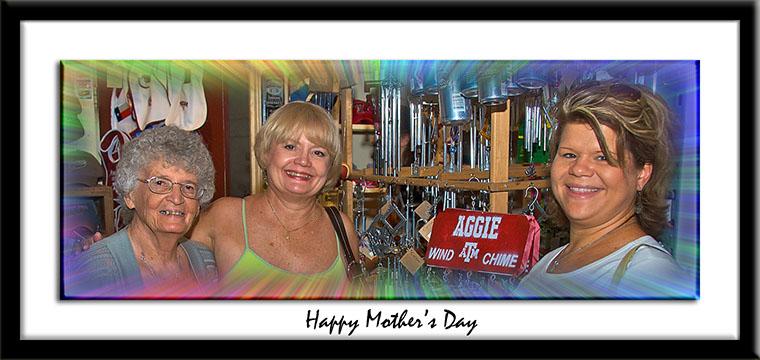 Mothers Day  3084 Framed blog