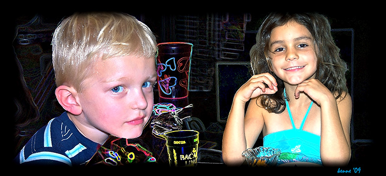 Nicholas & Katelyn Art II blog
