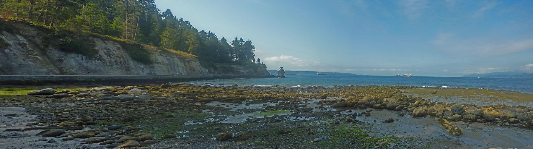 English Bay_Panorama blog
