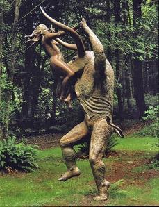 Sculpture Woods-Dance of Life
