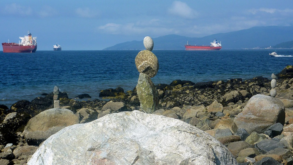 Seattle Lummi Island & Vancouver_Stacked Rocks_0150 blog