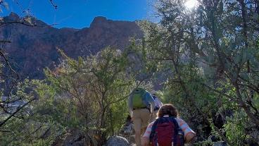 Pima Canyon Oct 2012