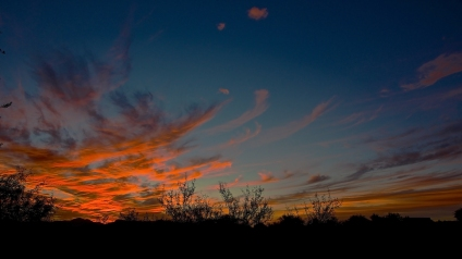 Sunset Photos 10-17-12