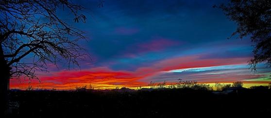 Sunset 11-20-12