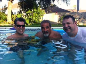 Martin Miglioretti, Rich DelGrosso & Sonny Boy Terry