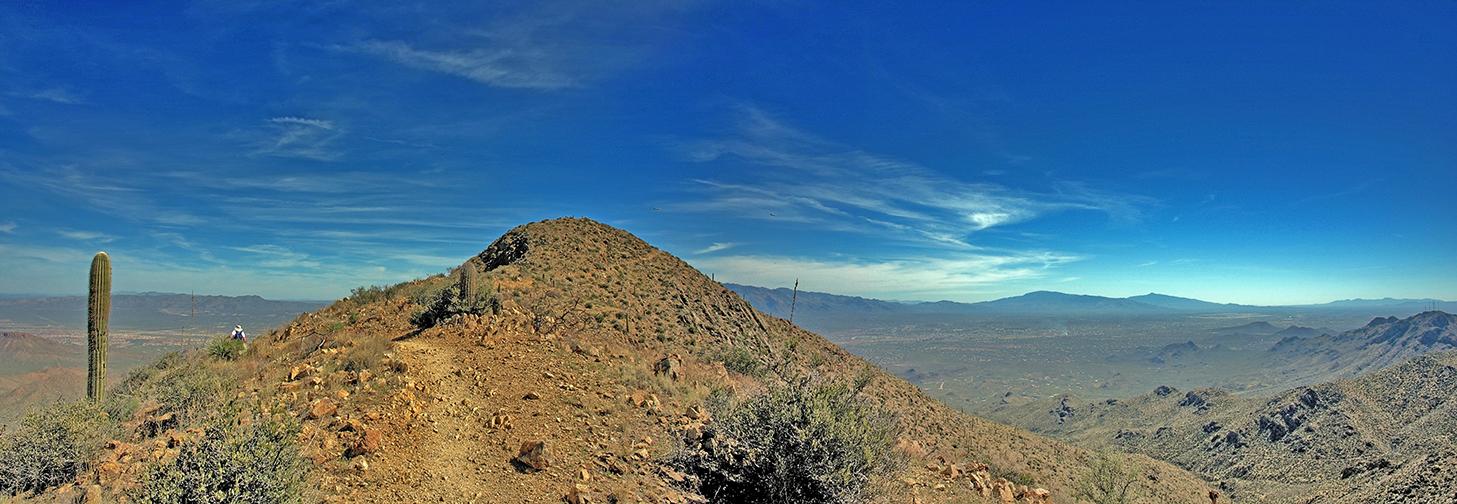 King Canyon To Wasson Peak
