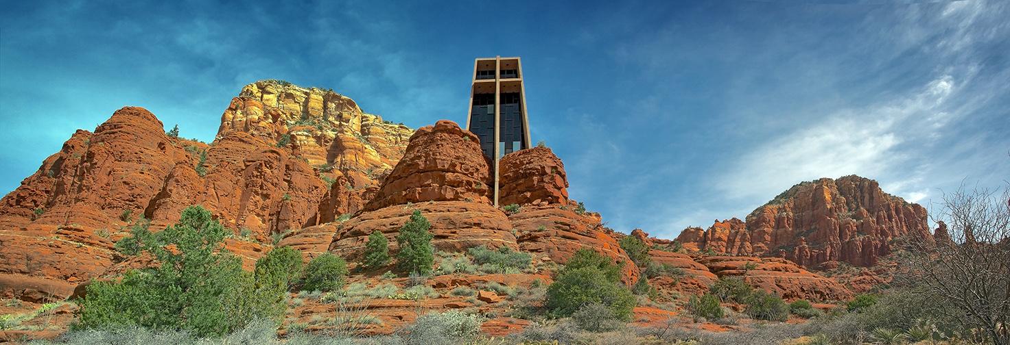Chapel Of The Holy Cross Sedona Arizona Becoming Is