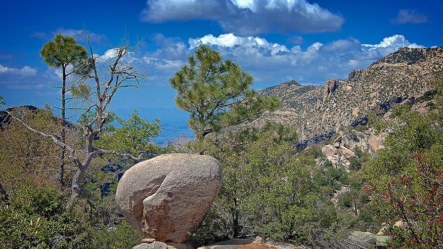 Green Mountain, Saguaro, Mission