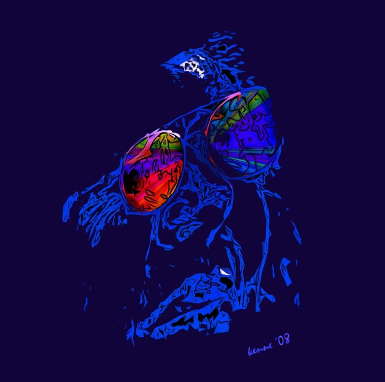 JoySunglasses Art II Update blue blog