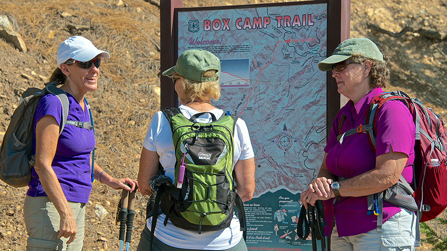 Box Camp Trail 06-28-13
