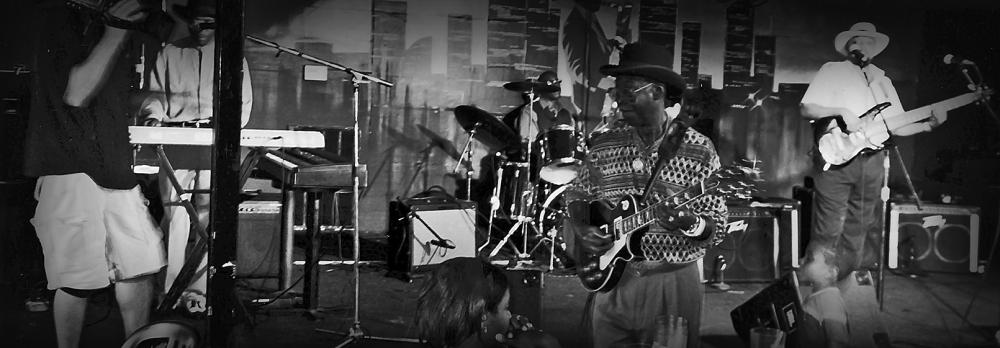 Billy Blues Texas Johnny Brown'99 blog II