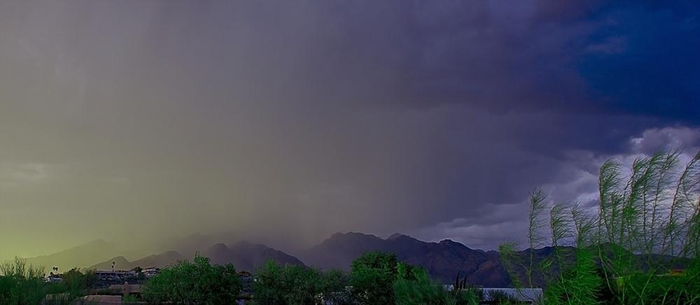 Rain Clouds August 2013