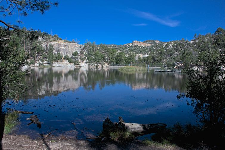 Rose Lake July 2013