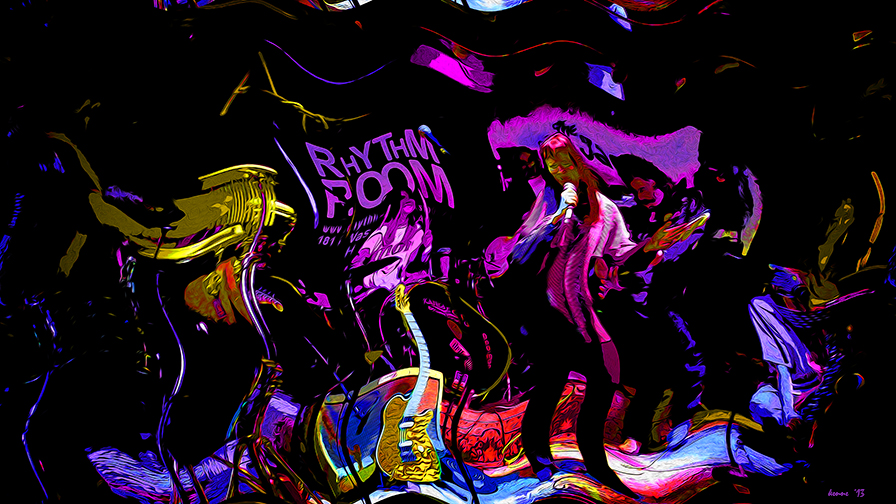 Rythem Room 3-8-0300053 Wave Art blog