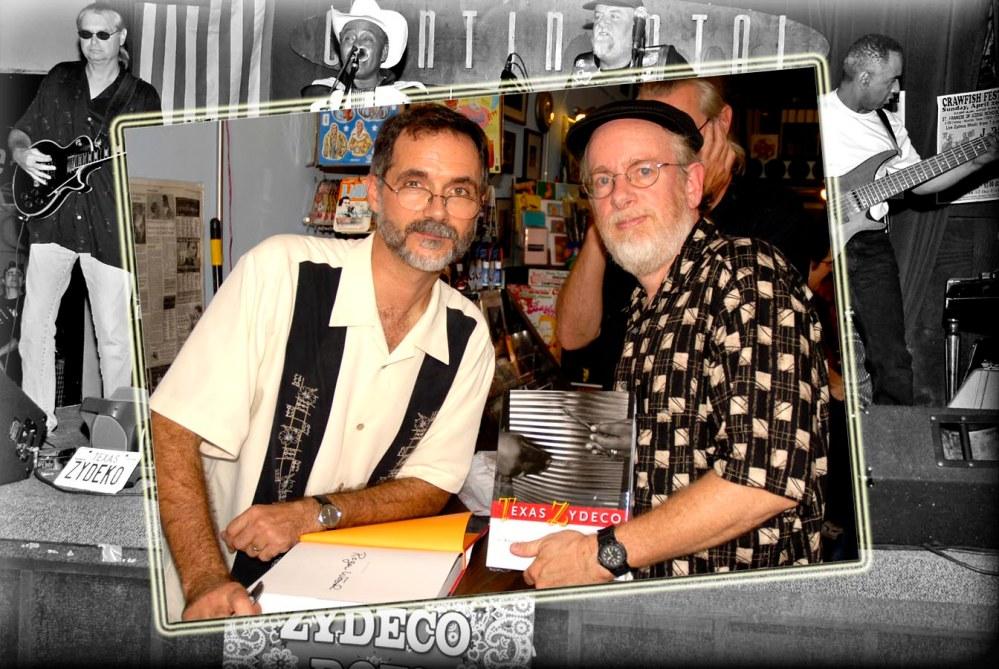 Roger Wood  and James Fraher