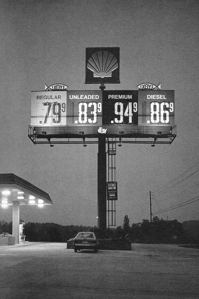 Turner - DoubleTake Photo 2 Gas Station blog