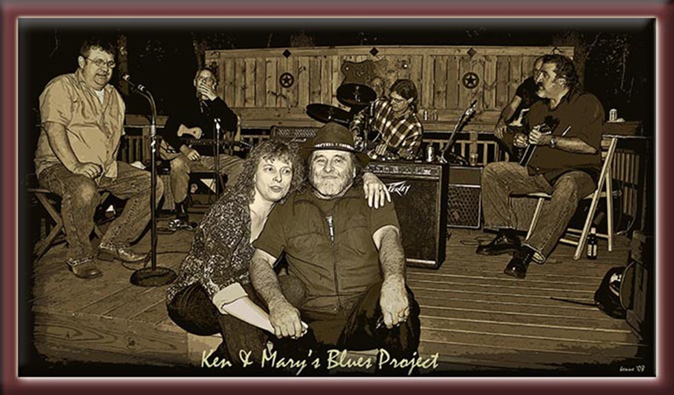 Ken & Mary's Blues Project