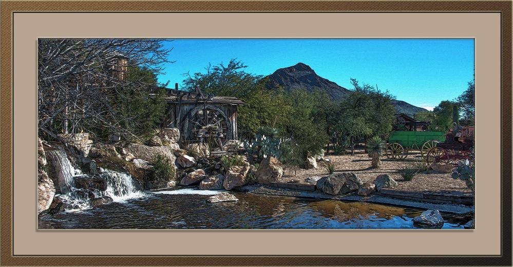 Old Tucson-9350-2_art blog framed