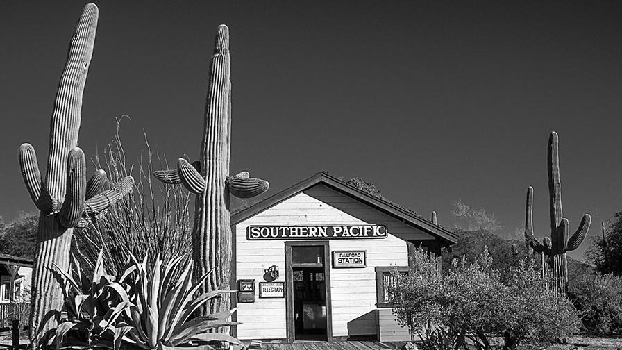Old Tucson-9428 Railroad Station blog