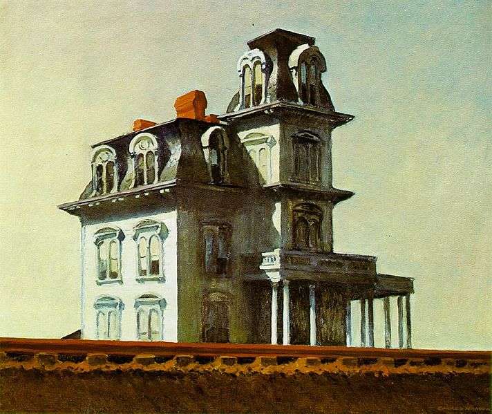 The_House_by_the_Railroad_by_Edward_Hopper_1925