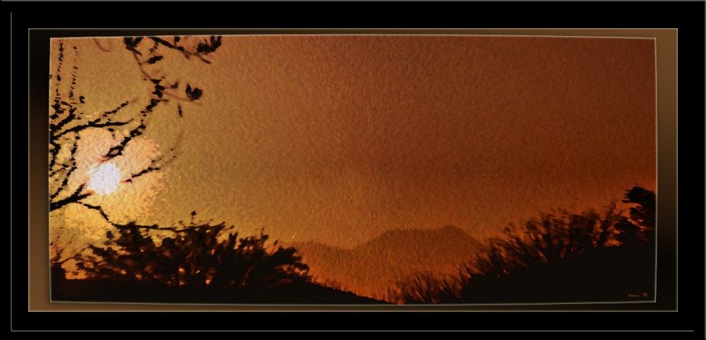 Dusty Sunset (1 of 1)-4 art blog