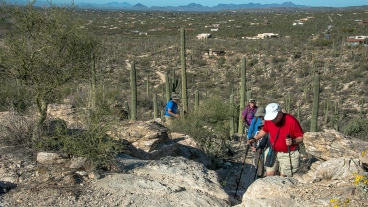 Milagrosa Trail