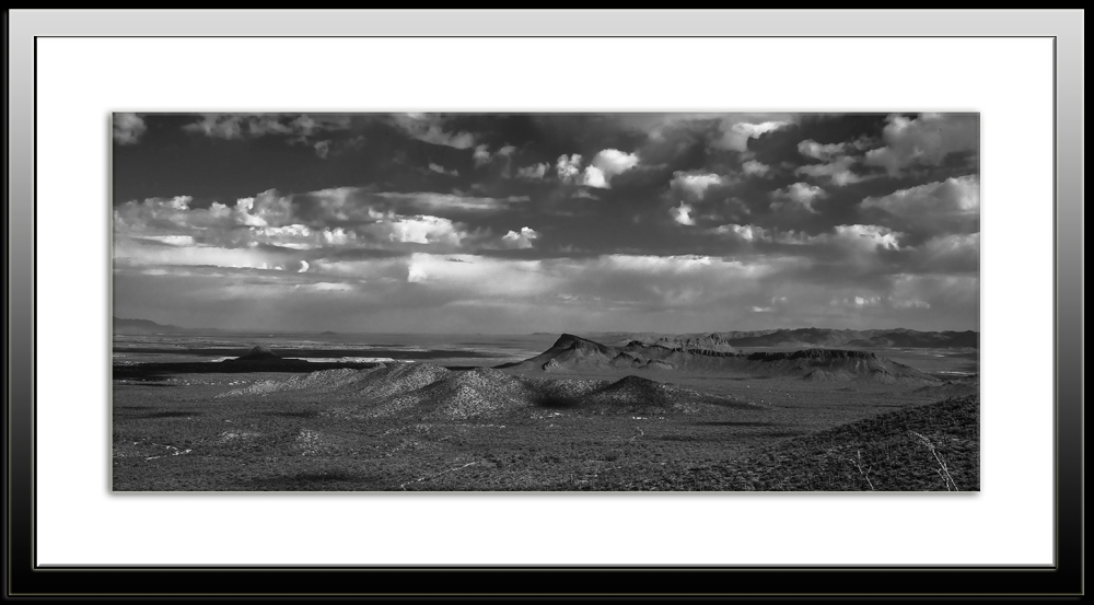 Panther Peak (1 of 1)-2 B-W blog framed