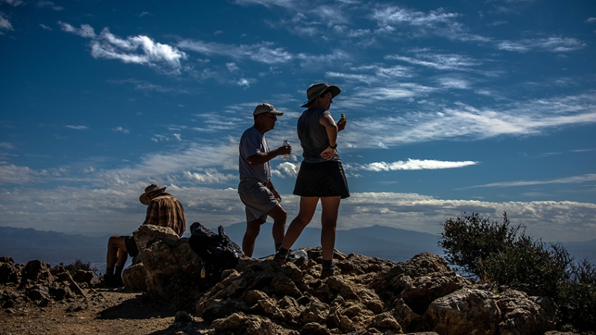 Top of Wasson Peak (1 of 1) blog