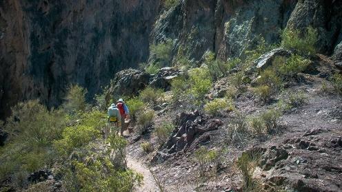 Ken & Jim On The Hunter Trail
