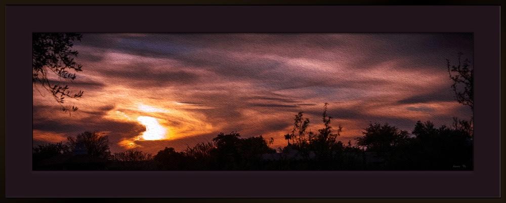 Sunset (1 of 1) April 10, 2014 art blog