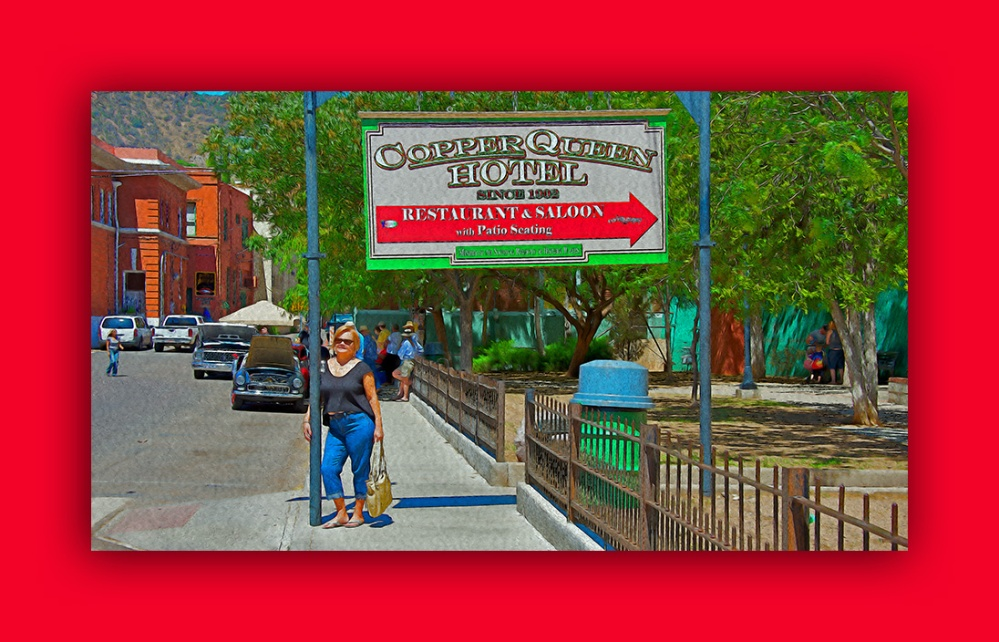 Tombstone & Bisbee May 18 2012