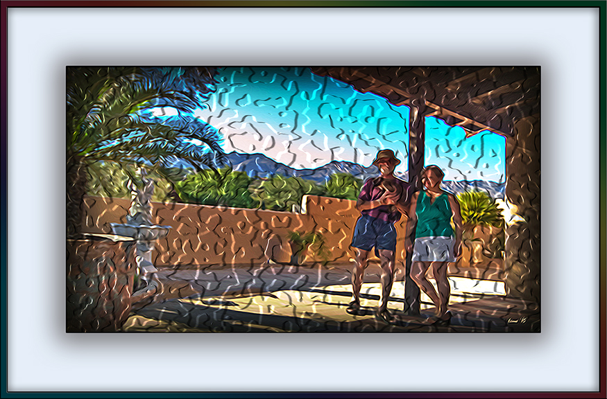 kenne-kika-joy-on-patio-arriving_20100621_1287-blog-ii 2014 framed