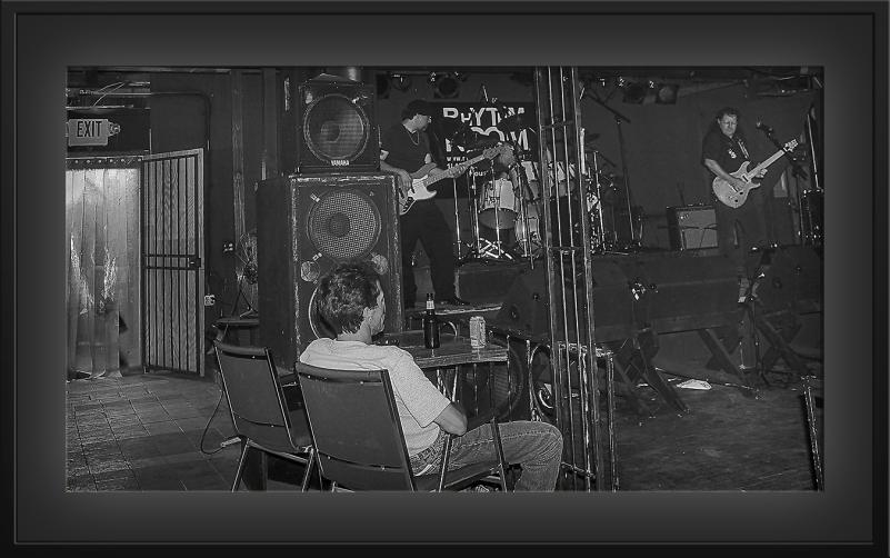 Rhythm Room (1 of 1) blog framed