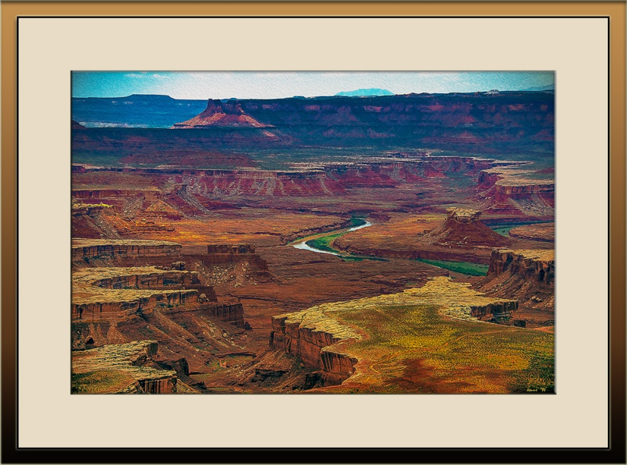 Canyonlands  (1 of 1) Art blog