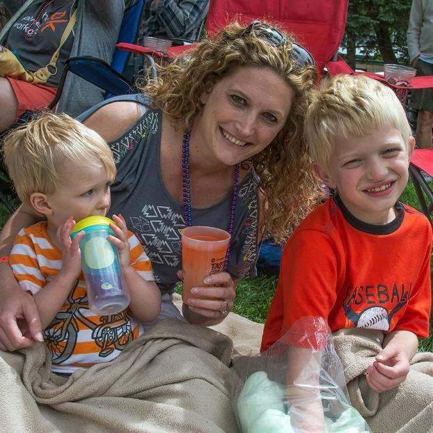 Kenne Jaxon (Jax), Kate, Nicholas