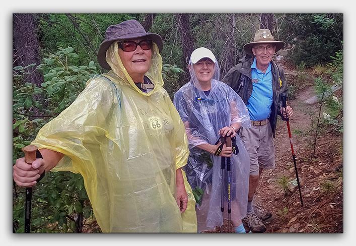 Lemmon Rock-Wilderness Rock (1 of 1)-2Janis, Barb, Tim blog framed