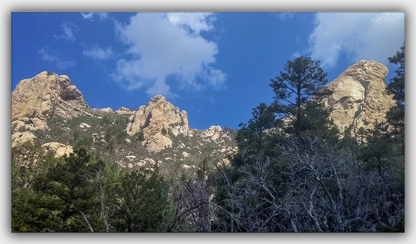 Lemmon Rock-Wilderness Rock (1 of 1)-4 Lemmon Rock Trail blog framed