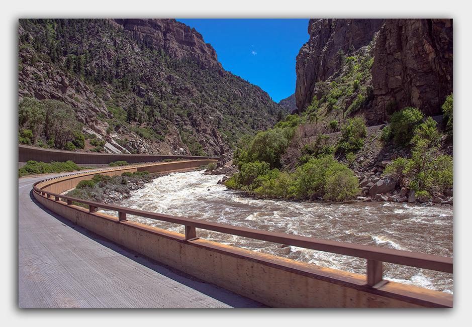 Moab to Denver (1 of 1) blog framed