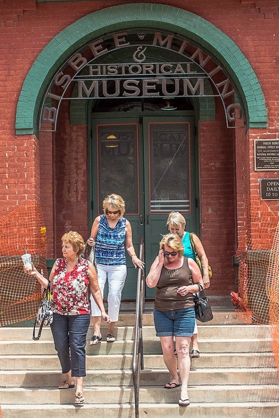 Bisbee Mining and Historical Museum