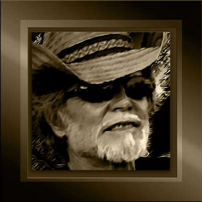 Hillbilly kenne framed blog sepia
