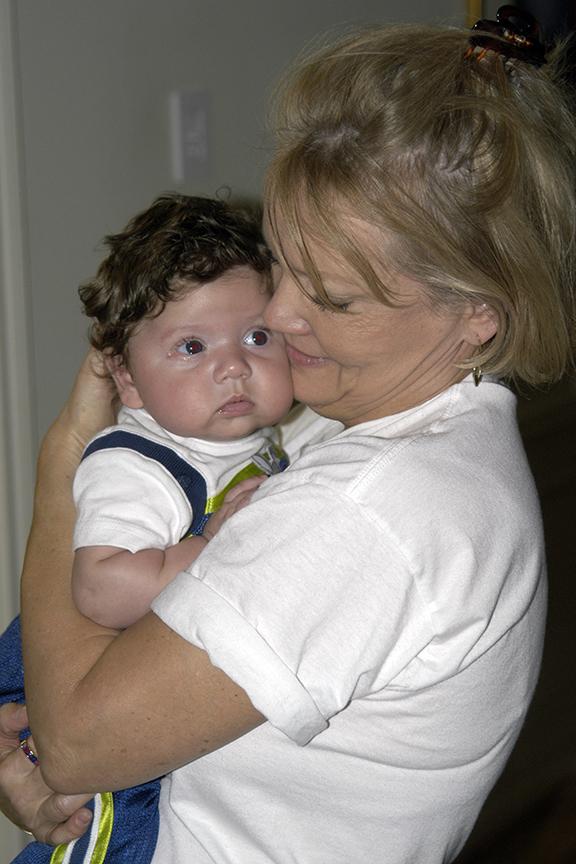 Chase & Grandma Joy