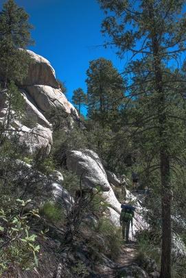 Wilderness Rock Trail