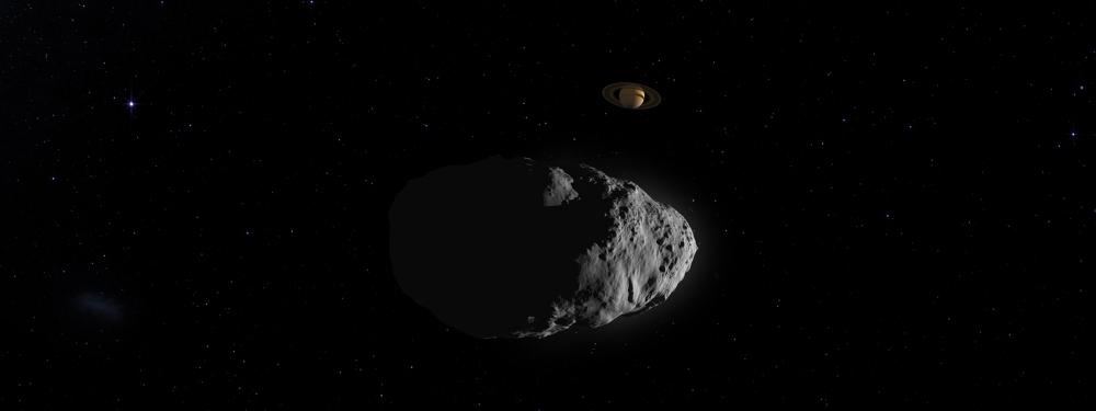 Bennu_Saturn