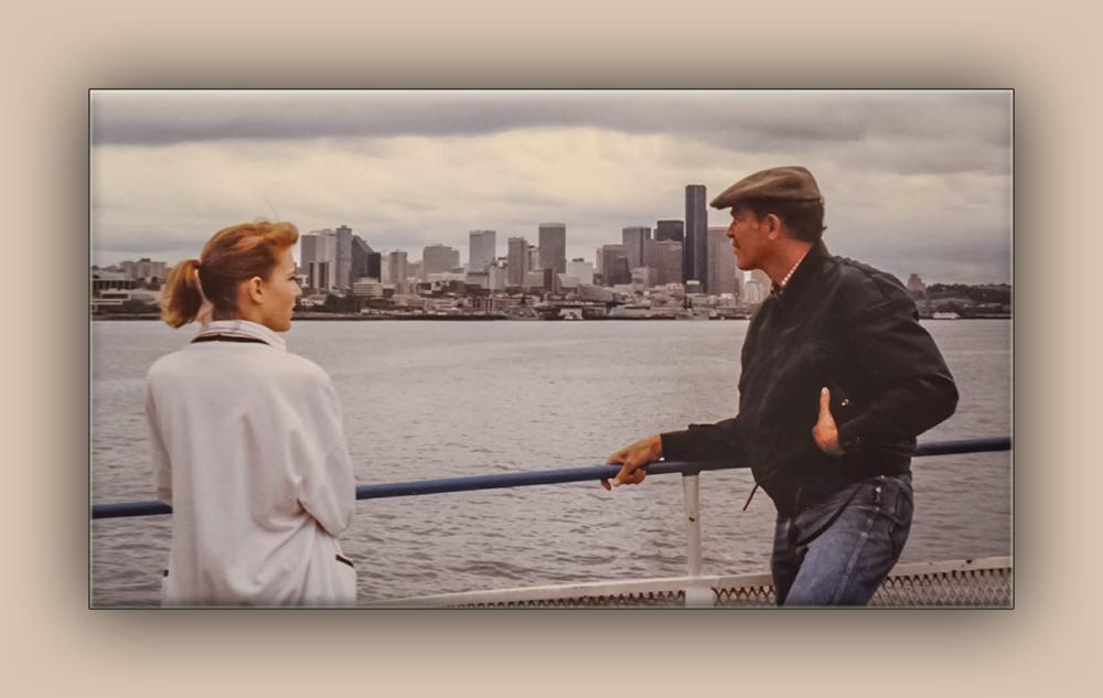 Vanessa & Her Dad - Seattle (1 of 1 blog)