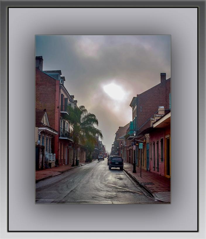 Morning French Quarter (1 of 1) Art blog