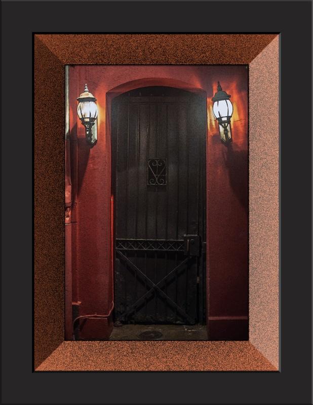 New Orleans Door (1 of 1) Art blog