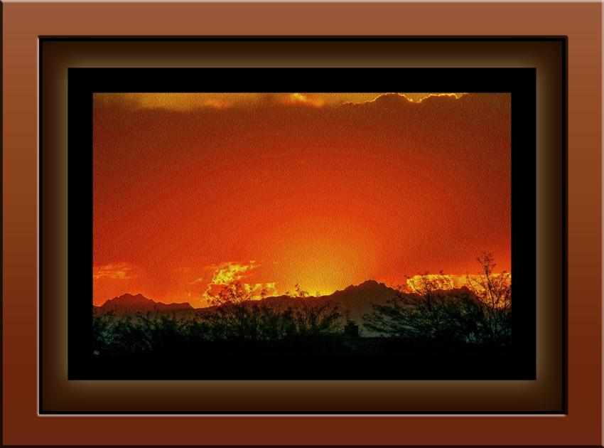 Sunset (1 of 1) art blog